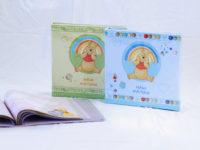 детские фотоальбомы Наш малыш