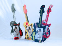 фоторамки мини-гитары