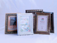 Фотоальбомы и рамки