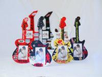 фоторамки в виде гитары