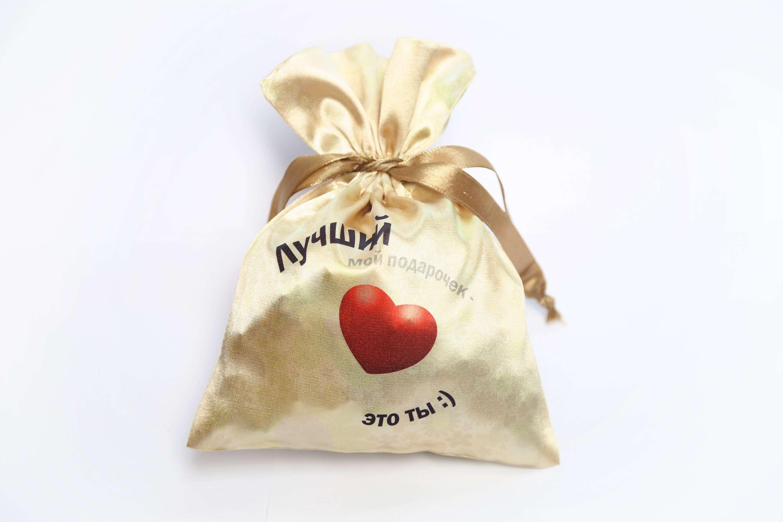 Фото мешочек с подарком