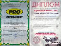 Наградные дипломы и сертификаты