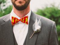 Печать на галстуках и бабочки