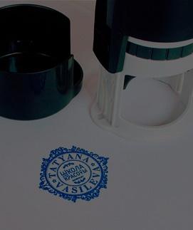 Теперь делаем печати, штампы, факсимиле