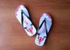 Печать на обуви