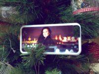 чехол на iPhone 4 и 5 c фото